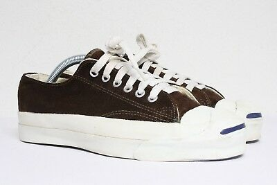 7c6e39c9d493d6 ... good vintage suede converse jack purcell shoes size 4.5 6 994 made in  usa posture old ...