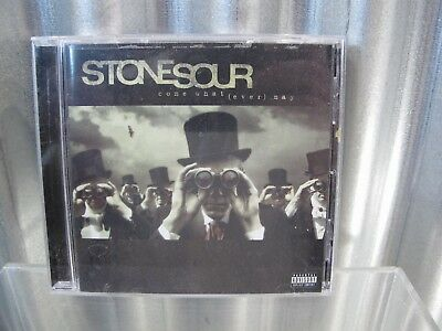 Stone Sour Come What May 2006 Roadrunner Records Oop Cd Fair 2 Good