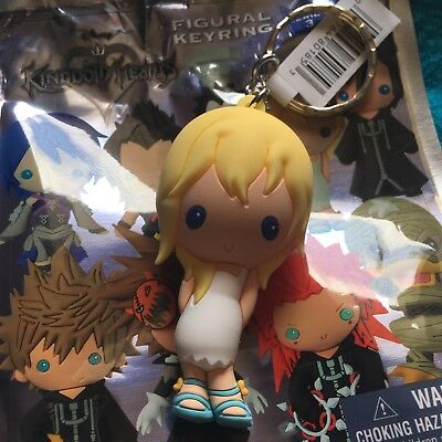 Kingdom Hearts Namine Keychain - Series 3 Figural Blind Bag Square Enix