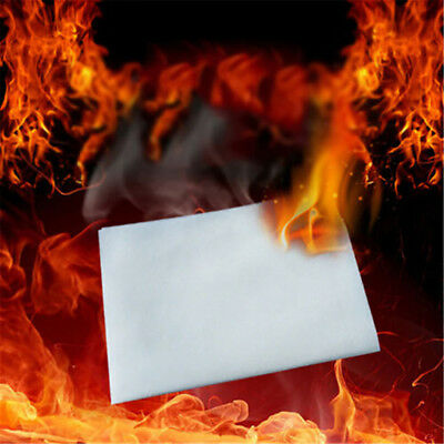 Magical Flash Flame Paper Fire Game Magic Props Trick Stage Adult Gift White Hot