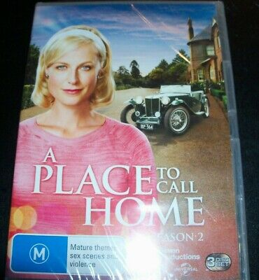 A Place To Call Home Season Series Two 2 (Australia Region 4) DVD – New