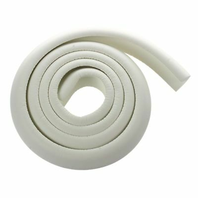 Childproof Edge Corner Guard Cushion Length 2M Included Adhesive (White) H7E1