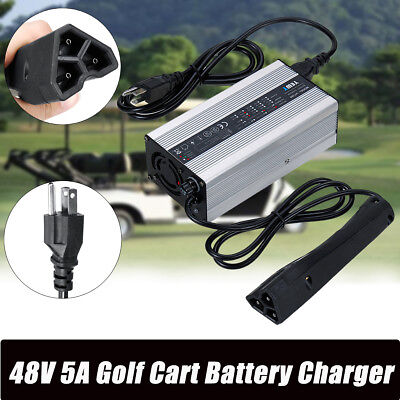 Golf Cart Battery Charger For EzGo RXV Ez Go Volt Ez-Go RXV style Plug