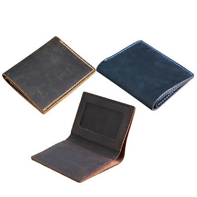 DIY Leather Wallet Purse Making Kit for Adult Beginners Sewing Material