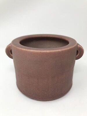 Rookwood Pottery Production Vase 1908, Mauve, #1306 V