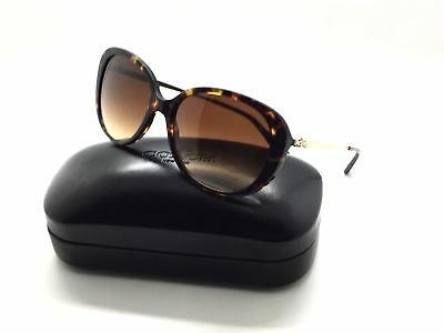 c523c39461195 AUTHENTIC COACH SUNGLASSES HC8215 548513 Dark Tortoise Frames Brown ...
