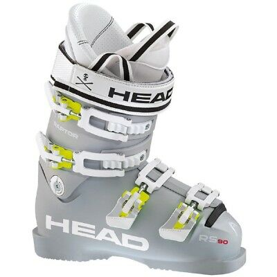 2017 Head Raptor 90 RS Grey/White Womens Ski Boots