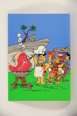L005838 The Return Of The Flintstones 1994 Trading Card / CHECKLIST #50