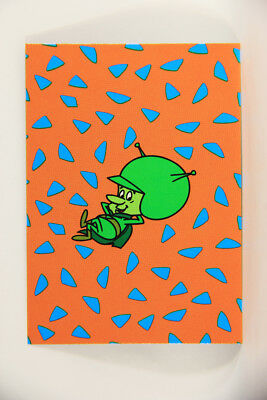L005844 The Return Of The Flintstones 1994 Stand-Up Card / Gazoo #59
