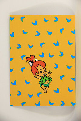 L005841 The Return Of The Flintstones 1994 Stand-Up Card / Pebbles #53