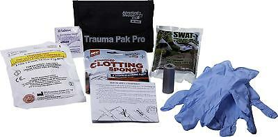 Adventure Medical Kits - Trauma Pak Pro with QuikClot and SWAT-T Tourniquet NEW