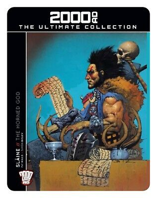 2000 AD: The Ultimate Collection Sláine: The Horned God Issue 1 - Hardback Book
