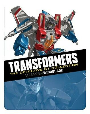 Transformers The Definitive G1 Collection Windblade Issue 17 - Hachette - New