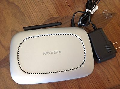 netgear mr814v2 cable dsl wireless router w ac power supply 4 99 rh picclick com Netgear Adapter netgear mr814v2 firmware