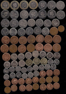 CHOOSE FROM LOT ISLE OF MAN COIN COINS £2 £1 50p 20p 10p 5p 2p 1p Decimal Coins