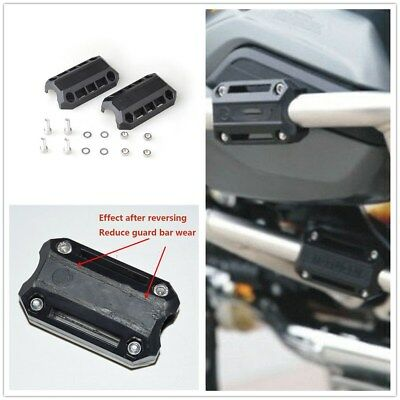 Motorcycle Bumper Engine Protective Guard Crash Bars For Suitable 25-26MM Moto