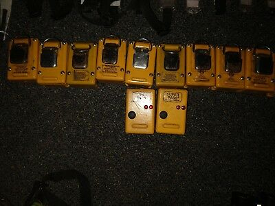 Super PASS Grace Industries Inc. Pre-owned Alarms