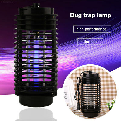 1CDE Electronic Mosquito Killer Bug Trap Trap Lamp Indoor Outdoor Black 110V