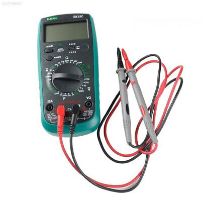 E624 1 Pair Universal Multi Meter Multimeter Test Lead Probes Cable 1000V 10A