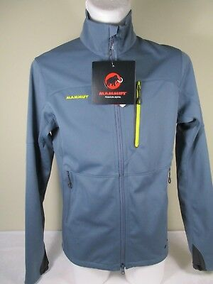 top design 0ed8e a9471 MAMMUT HERREN - Softshelljacke Ultimate Jacket Men - Gr. S