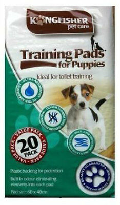 Dog Puppy Pee Poop Pet Potty Toilet House Training Multi Layered Pads Odour