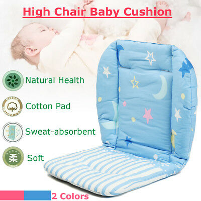 Baby Removable High Chair Mats Feeding Seat Folding Cover Booster Pram Pads