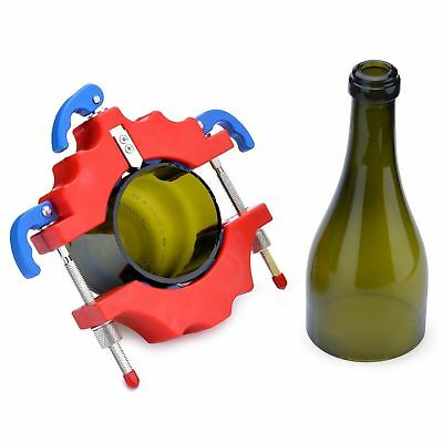 Easy To Use Wine Bottle/Jars Glass Cutter Bottle Cutter Machine Candle Holder