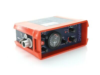 Smiths Medical Pneupac ParaPAC RescuPAC 2DM Medical Transport Ventilator #41