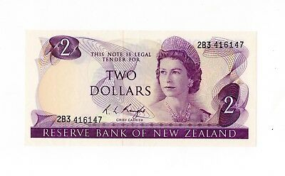 1975-77 Reserve Bank of New Zealand P:164c Uncirculated