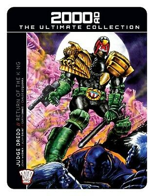 2000 AD: The Ultimate Collection Judge Dredd: Return of the King Issue 10 New