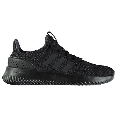 ADIDAS CLOUDFOAM ULTIMATE Trainers Mens Black Athletic