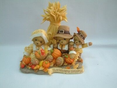 Cherished Teddies - Christine, Brian, and Alex #4020555