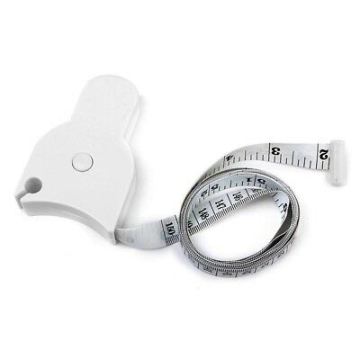 Body Tape Measure for measuring Waist Diet Weight Loss Fitness Health M3F3