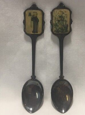 2 Hummel Spoons ARS 1982 Limited Edition Design Made in Germany