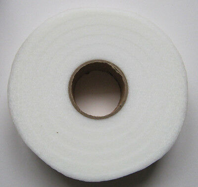 Bargain Iron On Hemming Web 100 metre roll 25mm wide Free P & P