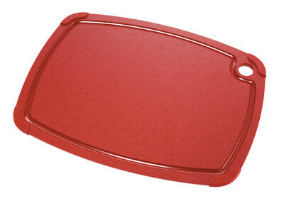 NEW Epicurean Recycled Poly Series Cutting Board 37 x 29cm Red