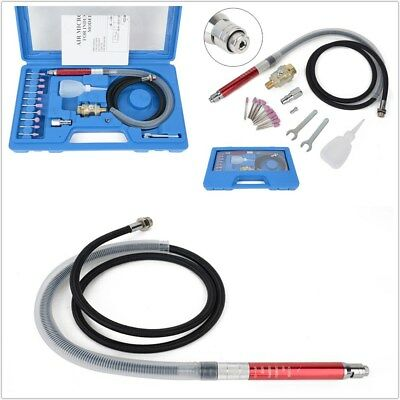 NEW 130mm Mini Pencil Air Grinding Cutting Pneumatic Tools Kit
