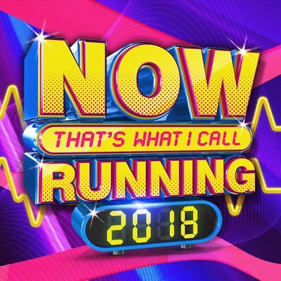 Now! - Now That's What I Call Running 2018