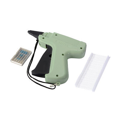 Clothes Price Label Tag Tagging Gun Comfort Grip with 5 Needles 1000 Barbs CR048