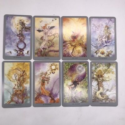 Full Version Shadowscapes Tarot Cards Board Game Playing Game 78 Cards