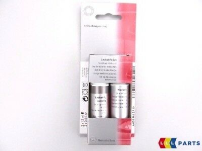 New Genuine Mercedes Benz Touch Up Paint Stick For Your Car Colour Paint Code