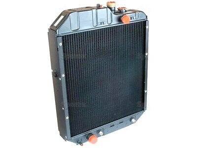 Radiator Fits Ford New Holland 7840 8240 8340 Tractors.