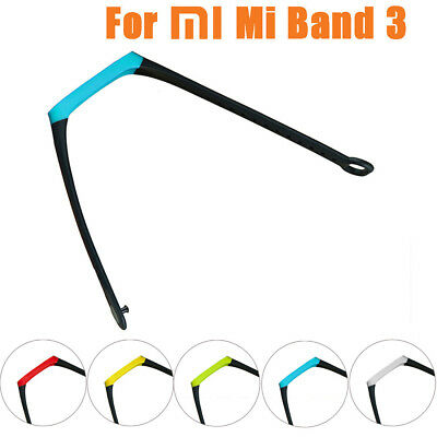 Multicolor Soft Silicone Replacement Watch Wristband Strap For XiaoMi mi Band 3