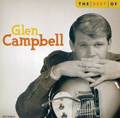 GLEN CAMPBELL - ALL TIME FAVORITE HITS (CD) New & Sealed