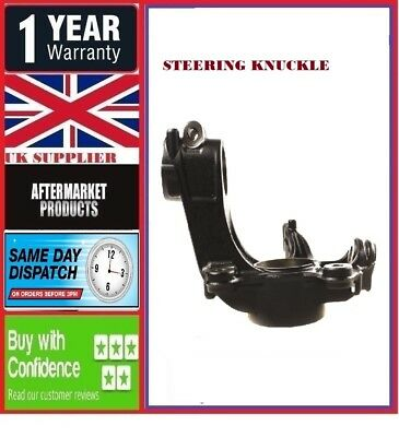 PAJERO SHOGUN 2000 ON STEERING KNUCKLE HUB CARRIER STUB EXCEL FRONT RIGHT