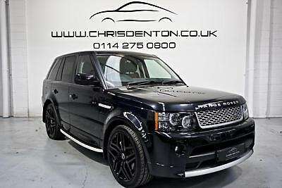 Land Rover Range Rover Sport 5.0 V8 Supercharged 503Bhp 4X4 Auto Autobiography