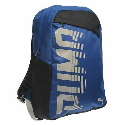 PUMA PIONEER BACKPACK Blue Sports Bag Holdall Rucksack -  36.17 ... ff9e064bbfaa2