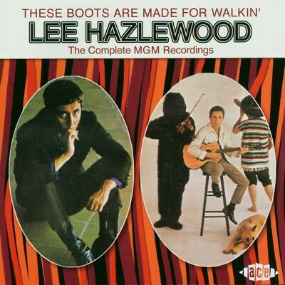 Lee Hazlewood - These Boots Are Made for Walkin': The Complete MGM Recor...