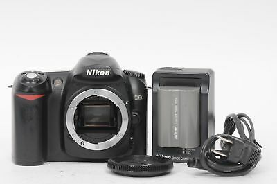 Nikon D50 6.1MP Digital SLR Camera Body                                     #479