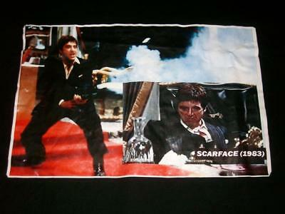 Say Hello To My Little Friend Movie Quote From Scarface Black Print
